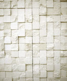 Tile wall. Marble tile wall as background pattern Stock Photo