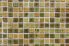 Tile wall Royalty Free Stock Photography