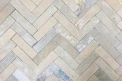 Tile zigzag pattern Stock Image