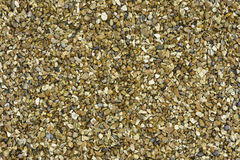 Tileable gravel pebbles as background Stock Photography