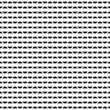 Tileable grid / mesh geometric pattern series. Repeatable monoch Stock Photography