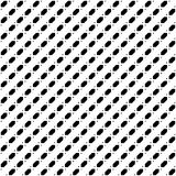 Tileable grid / mesh geometric pattern series. Repeatable monoch Stock Photo