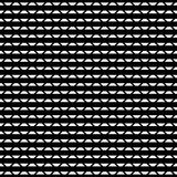 Tileable grid / mesh geometric pattern series. Repeatable monoch Royalty Free Stock Images