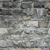 Tileable texture of stone wall Royalty Free Stock Photography