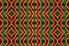 Tileable vibrerande abstrakt bakgrund Arkivfoto