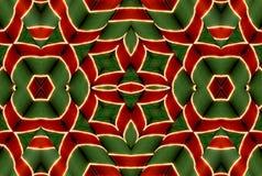 Tileable vibrerande abstrakt bakgrund Royaltyfria Bilder