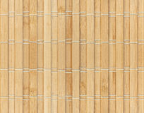 Tileable Wood Bamboo Texture Stock Image