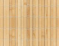 Tileable Wood bambutextur Fotografering för Bildbyråer