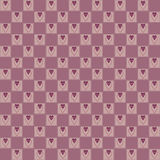 Tiled background pattern Royalty Free Stock Photography