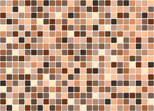 Tiled beige background Royalty Free Stock Image