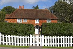 Cottage at Chiddingfold. Surrey. UK Royalty Free Stock Image