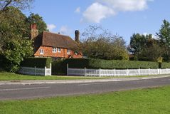 Cottage at Chiddingfold. Surrey. UK Royalty Free Stock Images