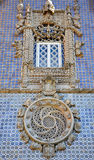 Tiled Building Royalty Free Stock Image