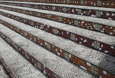 Free Tiled Church Steps Royalty Free Stock Images - 4005469