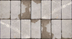Tiled concrete Pattern Royalty Free Stock Image