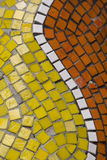 Tiled design Stock Photo