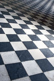 Tiled floor Stock Photos