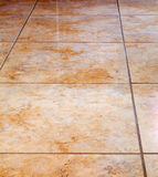 Tiled floor Royalty Free Stock Photo
