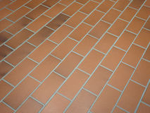 Tiled floor background Royalty Free Stock Photography