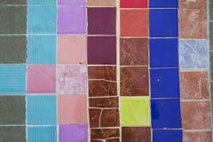 Tiled floor Stock Photography