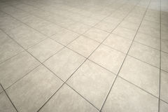 Tiled Floor Stock Images