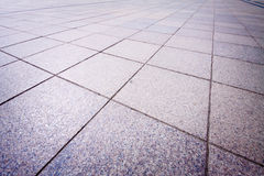 Tiled ground. Background texture of tiled ground Stock Photo