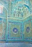 The tiled interior Stock Photos