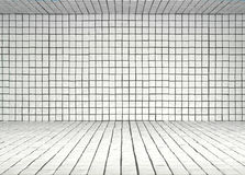 Tiled interior Royalty Free Stock Photography