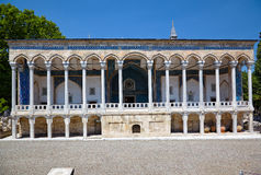 The Tiled Kiosk in Istanbul Archaeology Museum, Istanbul. The Tiled Kiosk (Chinili Kiosk) is a pavilion within the outer walls of Topkapi Palace. Now it is the Stock Images