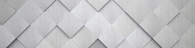 Tiled Metal Texture (Website Head) Royalty Free Stock Images