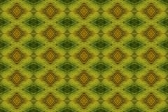 Tiled pattern from a close-up of an autumn leaf. stock photography