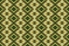 Tiled pattern from a close-up of an autumn leaf. royalty free stock photography