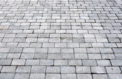Tiled perspective Stock Photography