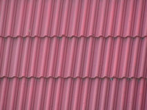 Tiled pink rook tile texture background Royalty Free Stock Image
