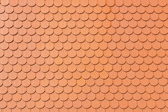 Tiled roof backround Royalty Free Stock Photography