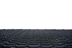 Tiled Roof Royalty Free Stock Photo