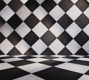 Tiled room Royalty Free Stock Photo