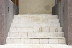 Tiled staircase Royalty Free Stock Photos