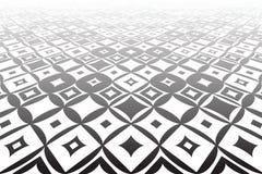 Tiled surface. Geometric background. Royalty Free Stock Image