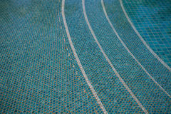 Tiled Swimming Pool Stock Photos