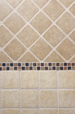 Tiled wall Royalty Free Stock Photo