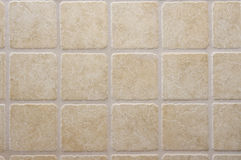 Tiled wall Royalty Free Stock Photography