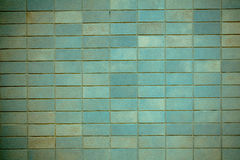 Tiled wall Royalty Free Stock Photo