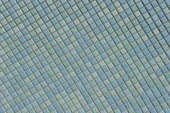 Tiled Wall Stock Photo