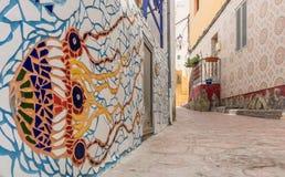Free Tiled Wall Texture Stock Photos - 54909733