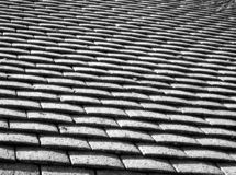Tiles. This is some tiles on the roof of my house stock photos