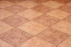 Tiles. On a photo travertine tiles Royalty Free Stock Images