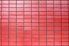 Tiles. Rectangle Tiles on the Wall Royalty Free Stock Photos