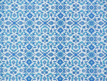 Tiles. Turkish tiles in Topkapi palace, Istanbul, Turkey stock photos