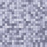 Tiles background in gray Stock Images